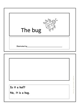 Decodable text with nonsense words