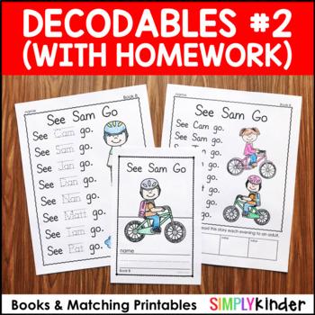 Decodables Set 2