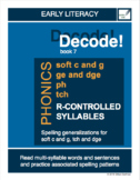Decode! Book 7: R-controlled Syllables