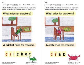 Decode CCVC Words: Lesson 2, Book 16 (Newitt Decoding Series)