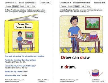 Decode CCVC Words: Lesson 7, Book 16 (Newitt Decoding Series)