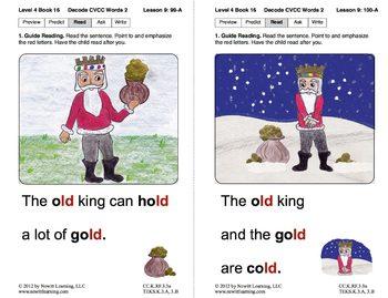 Decode CVCC Words: Lesson 9, Book 16 (Newitt Decoding Series)
