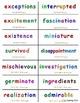 Decode-Define Multisyllabic Words