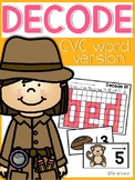 Decode It: CVC Words