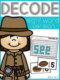 Decode It Set Two: Sight Words