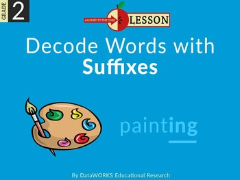 Decode Words with Suffixes