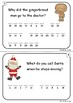 Decode a Christmas Joke