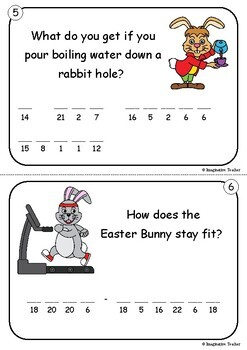 Decode an Easter Joke