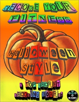 Decode your Fitness Halloween Style