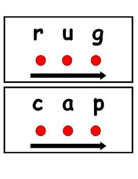 Decoding Assessment -CVC Words