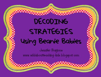 Decoding Beanie Baby Posters