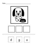 Decoding CVC Word Jumbles Package 2