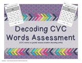 Decoding CVC Words