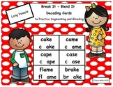 Decoding Cards Long Vowel Bundle