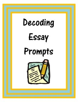 Decoding Essay Prompts: Teaching Students to Understand Wr