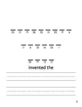 Decoding Great Inventors