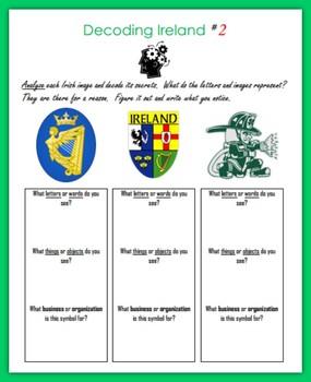Decoding Ireland (Signs and Symbols)