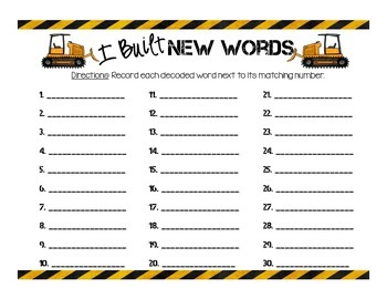 Decoding Multi-Syllable Words - Part 1