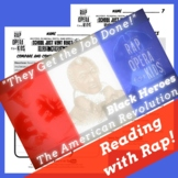 Decoding Multisyllabic Words Worksheets & Passage Using Black Heroes of War Song