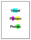 Decoding Pattern Posters