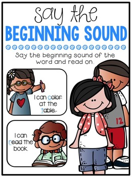 Decoding Posters {Student-Friendly}