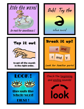 Decoding Prompt Cards