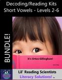 BUNDLE - Decodable Stories, Sentences, and Word Cards (Sho