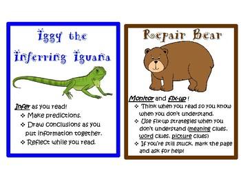 Decoding Reading Strategies