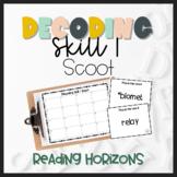 Decoding Skill 1 Scoot - Reading Horizons