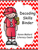 Decoding Skills Binder