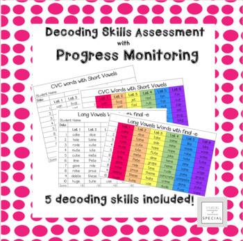 Decoding Skills Progress Monitoring