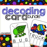 Decoding [Spelling] Card Bundle