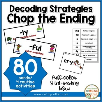 Decoding Strategies: Chop the Ending