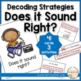 Decoding Strategies Does it Sound Right?