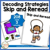 Decoding Strategies Skip and Reread