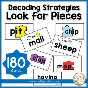 Decoding Strategies:  Look For Pieces You Know