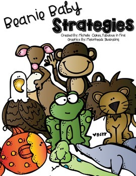 Decoding Strategies Poster: Beanie Baby