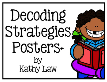 Decoding Strategies Posters+