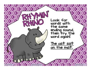 Decoding Strategies: Rhymin' Rhino