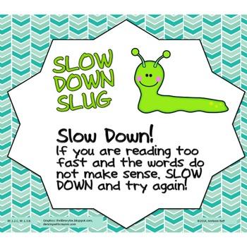 Decoding Strategies: Slow Down Slug