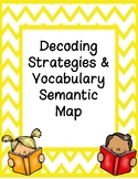 Decoding Strategies & Vocabulary Semantic Map