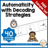 Decoding Strategies for Emergent Readers