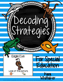 Decoding Strategies for Special Education