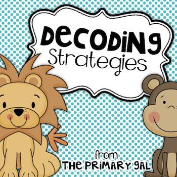 Decoding Strategies in Polka Dots