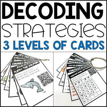 Decoding Strategies with QR Codes