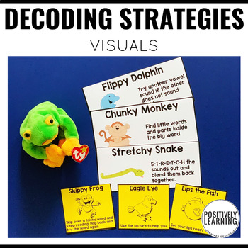 Decoding Strategy Animal Visuals
