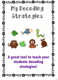 Decoding Strategy Booklet