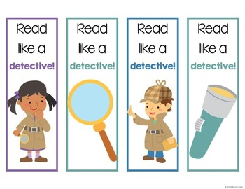 Decoding Strategies for Reading Bookmarks