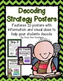 Decoding Strategy Posters {10 colorful & informative posters}
