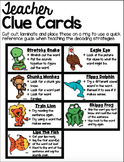 Decoding Strategy Posters for Pre-K, Kindergarten, and Fir
